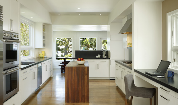 Potrero kitchen by Cary Bernstein Architects