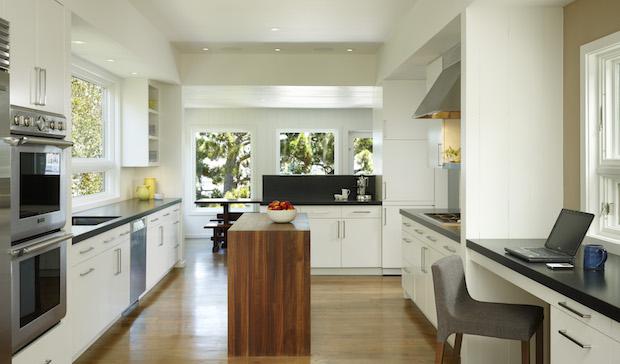 Potrero kitchen by Cary Bernstein Architects