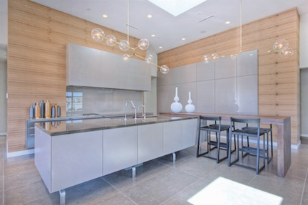 Kitchen by Cullum Homes, Scottsdale, Ariz.
