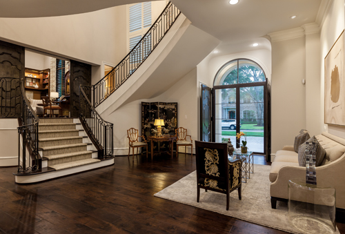 Home Group Foyer : Custom homes right sizing a primary residence