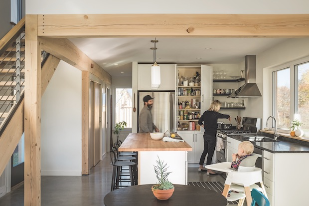Maine_net_zero_house_kitchen