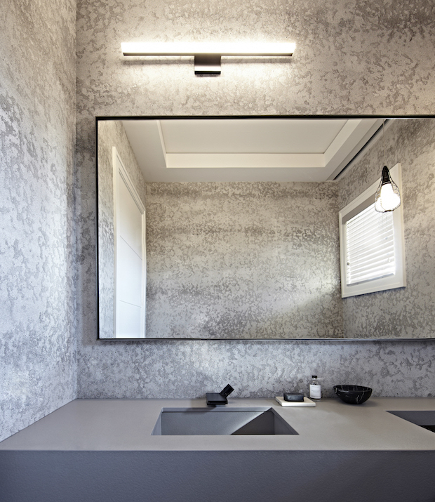 Powder_room_with_concrete_wallpaper