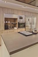 Sintered stone kitchen counter by Neolith