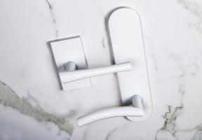 INOX hardware with ceramic coating