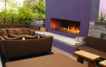 Empire's Outdoor Lineat Fireplace