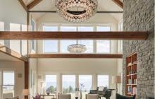 Architect Chris Kempel design-American farmhouse look-Oregon-photo by Eric Staudenmaier