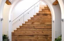 Jeff Goulette stairway