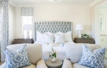 Master Suite designed by Kelsey Roberts