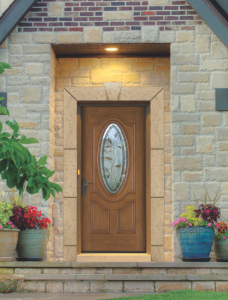 Fypon offers a dynamic yet fast way to enhance the entry door of any home with these door surround kits. Four styles are offered Craftsman Colonial ... & Fypon Door Surround Kit | Custom Builder