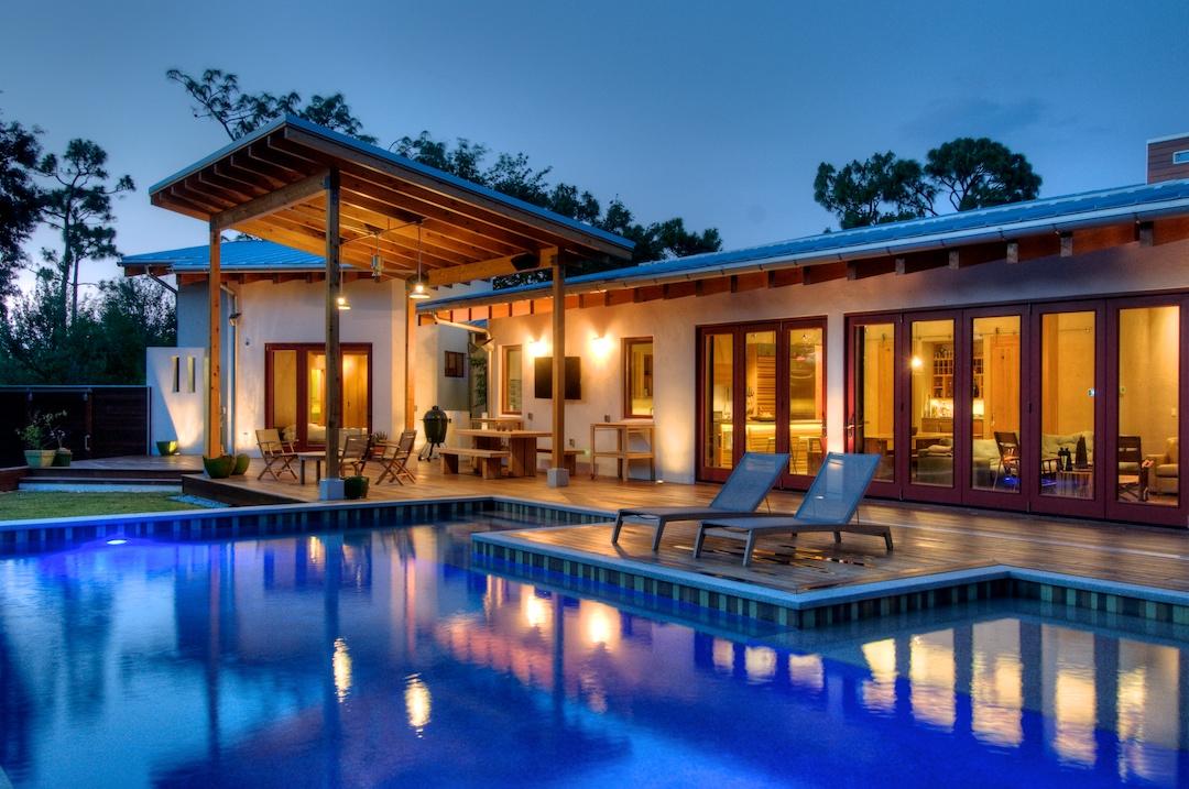 Wynne Building and Design Florida Vernacular home
